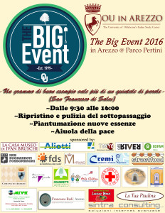 Flyer The Big Event (Ultimate)