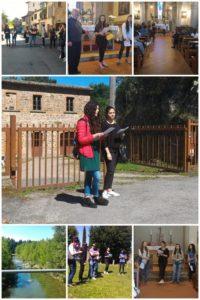 Alcune immagini dell'escursione
