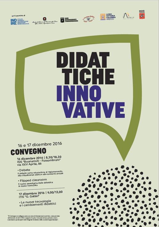 convegno sulle didattiche innovative